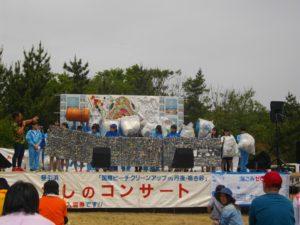 ゴミ回収仕分け報告